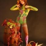 'Autunno' MODEL: Ermelina Lanzeni
