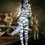 Animals - performance Alcatraz Milano