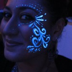 21_Fluo face painting