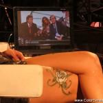 05_body painting su Michela Coppa
