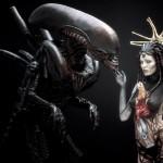 Fiorella Scatena-Alien-&-HR-Giger-tribute